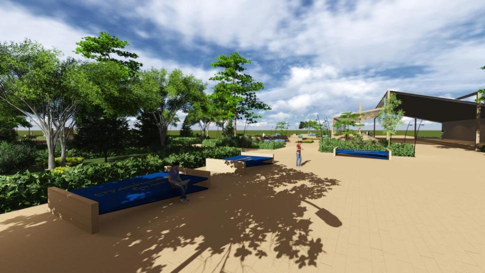 Студенческий парк