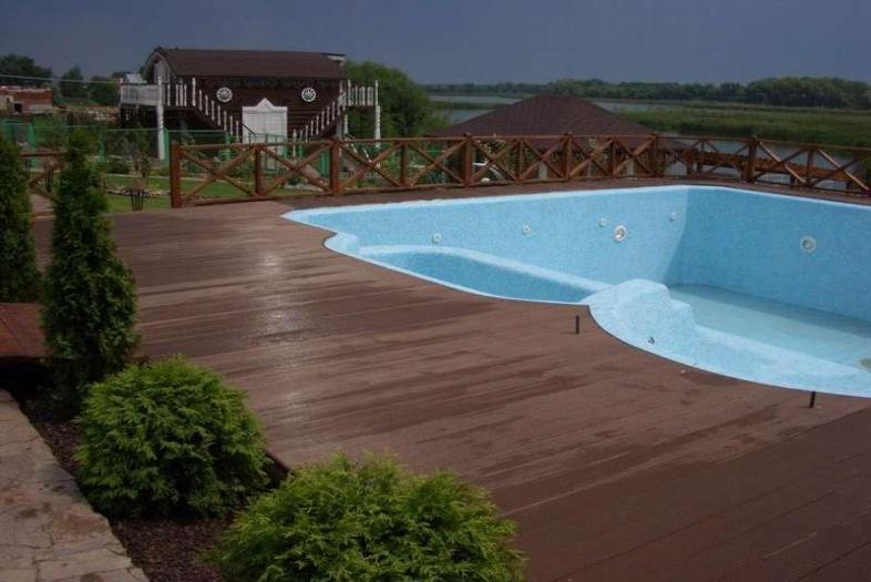 Цены на древесно-полимерный композит (ДПК)